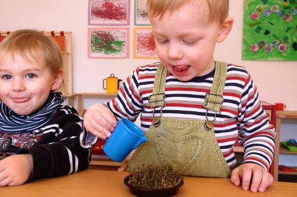 Fit fürs Osterfest bei TiQ! Tagespflege Nicole Appel und Antje Storek, Kindertagespflege Tagesmutter Braunschweig Querum