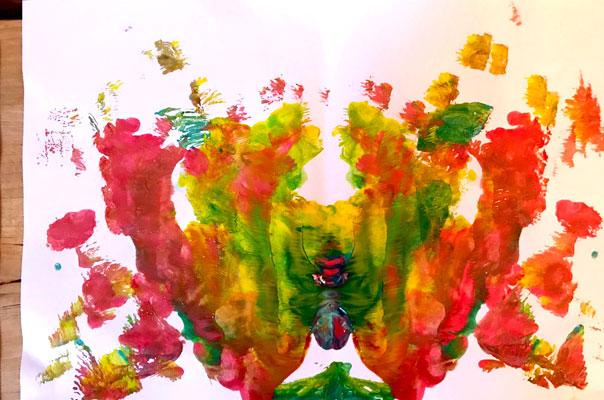 Herbstinspiration! Tageskinder malen Herbstbilder. TiG! Kindertagespflege in Braunschweig Gliesmarode, Nicole Appel und Antje Storek – Kindertagespflege, Tagesmutter und Großtagespflege für Braunschweig Gliesmarode, Querum, Riddagshausen, Östliches Ringgebiet, Volkmarode, Bienrode, Waggum, Hondelage, Schuntersiedlung, Kralenriede, Dibbesdorf, Schwarzer Berg, Siegfriedviertel, Nordstadt und Schapen